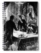 Louisiana Purchase, 1803 Spiral Notebook