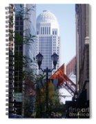 Louisville Buildings 2 Spiral Notebook
