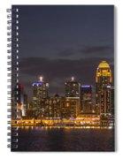 Louisville Spiral Notebook