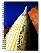 Louisville Slugger Bat Factory Museum Spiral Notebook