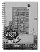 Louisville Slugger Field Spiral Notebook