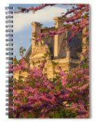Louvre Blossoms Spiral Notebook