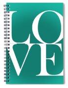 Love 4 Spiral Notebook