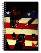 Love American Style Spiral Notebook