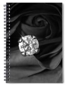 Love And Beauty Spiral Notebook
