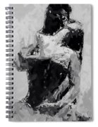 Love And Desire Spiral Notebook