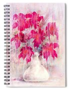 Love And Tears Spiral Notebook