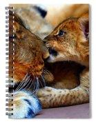Love Bite Spiral Notebook