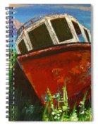 Love Boat Spiral Notebook