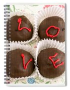 Love Cakes Spiral Notebook