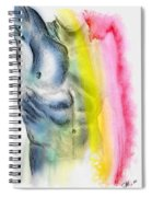 Love Colors - 4 Spiral Notebook