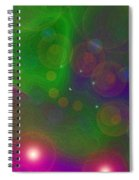 Love Dreams By Jrr Spiral Notebook