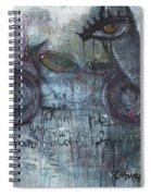 Love For Motorcycles Spiral Notebook