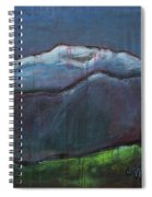 Love For Pikes Peak Spiral Notebook