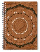 Love For The Pepparkaka Spiral Notebook