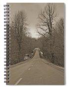 Love Gap Blue Ridge Parkway Spiral Notebook