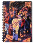 Love Gardens In Coimbra University Spiral Notebook