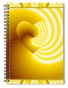 Love In Disguise You Are My Sunshine Spiral Notebook