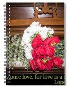 Love In Harmony Spiral Notebook