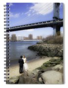 Love In The Afternoon - Dumbo Spiral Notebook