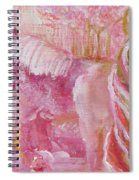Love Is Crowned Spiral Notebook
