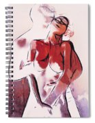 Love Is Wonderful Spiral Notebook