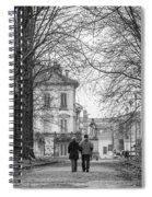Love Knows No Age Spiral Notebook