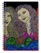 Love Ladies Spiral Notebook