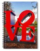 Love New Orleans  Spiral Notebook