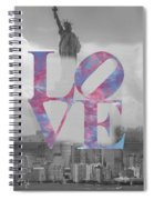 Love - New York City Spiral Notebook