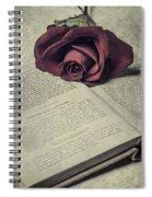 Love Stories Spiral Notebook