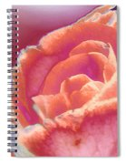 Love Story - Forever Spiral Notebook