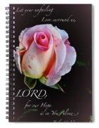 Love Surround Us Spiral Notebook