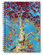Love That Reaches 2 Spiral Notebook