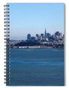 Love The Bay Spiral Notebook