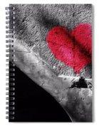 Love Under The Bridge Spiral Notebook