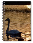 Love Will Lead You Back Spiral Notebook