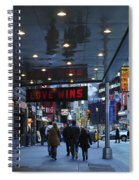 Love Wins Nyc Spiral Notebook