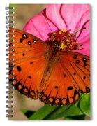 Lovely Lady Spiral Notebook