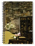 Lovely Room At Winterthur Gardens Spiral Notebook
