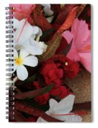 Lovers In Paradise Spiral Notebook