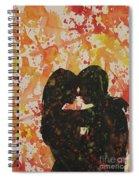 Loves A Mess Spiral Notebook
