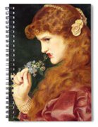Loves Shadow, 1867 Spiral Notebook
