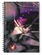 Lovescope Spiral Notebook