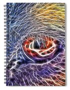 Loving Eye - 1 Spiral Notebook