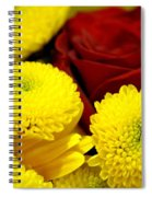 Loving Yellow Spiral Notebook