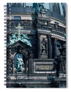 Low Angle View Of A Church, Berliner Spiral Notebook