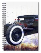Low Boy V3.0 Spiral Notebook