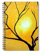 Low Country Original Painting Spiral Notebook