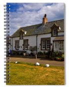 Low Newton By The Sea Spiral Notebook